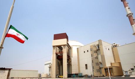 IRAN NUCLEAR BUSHEHR